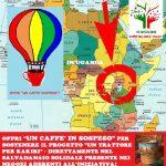 """""""IL CAFFE' SOSPESO"""" – DELL'ASSOCIAZIONE """"VENTO SOLIDALE- ONLUS"""" – HA IL SAPORE DELL'AFRICA !"""