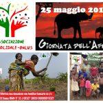IL 25 MAGGIO 2018 SI CELEBRA LA GIORNATA MONDIALE DELL'AFRICA !