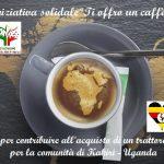 """IL 2019 PARTE CON L'INIZIATIVA SOLIDALE """"TI OFFRO UN CAFFE'"""" !"""