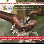 IL VENTO SOLIDALE ORA …SOFFIA ANCHE IN TANZANIA !