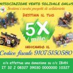 A PARTIRE DAL 1 APRILE 2021 L'ASSOCIAZIONE VENTO SOLIDALE CONFERMA 3 PROGETTI DI SOLIDARIETA' PERMANENTI IN UGANDA,TANZANIA E ITALIA !